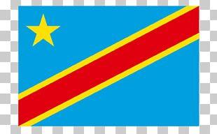 Flag Of The Democratic Republic Of The Congo Uganda PNG