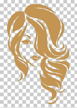 Beauty Parlour Hairstyle Logo PNG