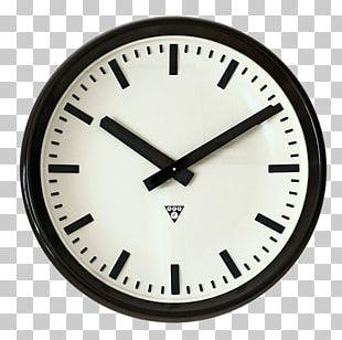 Rail Transport Train Station Clock Swiss Railway Clock PNG