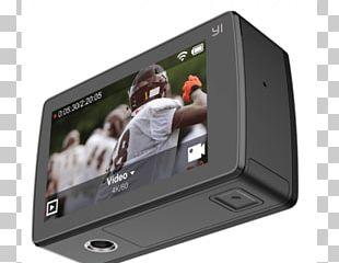 YI Technology YI 4K+ Action Camera 4K Resolution Photography PNG