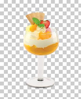 Sundae Cocktail Garnish Parfait Non-alcoholic Drink PNG