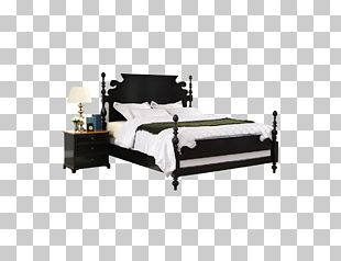 Bed Frame Bedroom Furniture PNG
