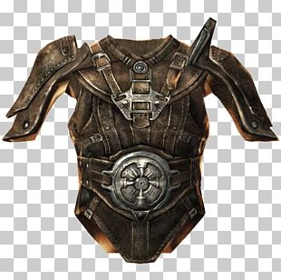 The Elder Scrolls V: Skyrim Armour Body Armor Weapon Cuirass PNG