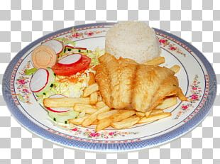 French Fries Full Breakfast Carapulcra Recipe Fish And Chips PNG