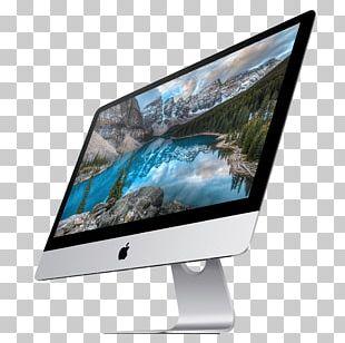 IMac Computer Apple Retina Display Fusion Drive PNG
