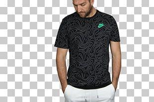 T-shirt Hoodie Slim-fit Pants Sleeve PNG