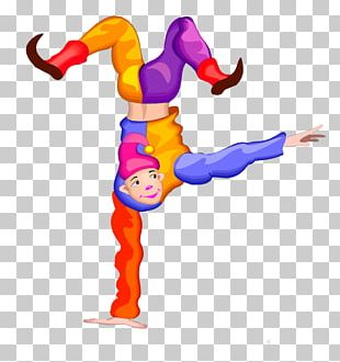 Clown Circus Jester PNG