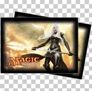 Magic: The Gathering Pro Tour Magic The Gathering Avacyn Restored ANGEL HOPE Deck Protector Playing Card PNG