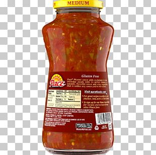 Salsa Sweet Chili Sauce Hot Sauce Pace Foods PNG