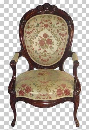 Chair Antique Porcelain Vintage Clothing PNG