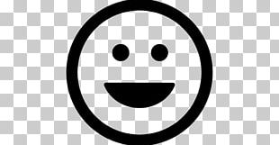 Smiley Happiness Text Messaging Font PNG