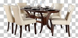 Table Dining Room Chair Furniture Matbord PNG