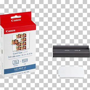 Canon SELPHY Color Ink/Paper Set Ink Cartridge Printer Canon SELPHY CP1300 PNG