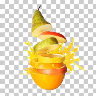 Juice Fruit Salad Lemon Apple PNG
