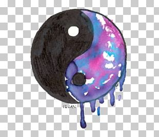 Drawing Yin And Yang Symbol PNG