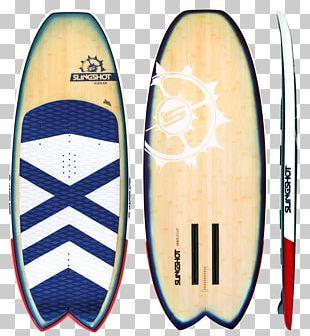 Surfboard Hydrofoil Kitesurfing Foil Kite PNG