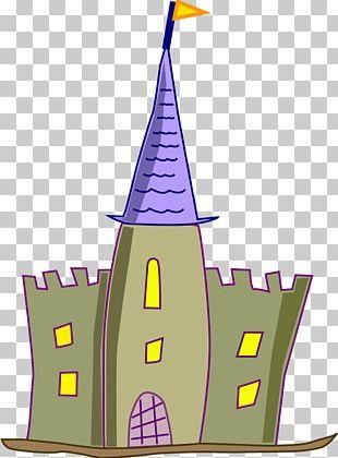 Castle Cartoon PNG