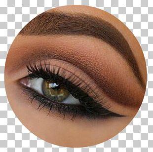 Eyelash Extensions Eye Shadow Smokey Eyes Cosmetics PNG