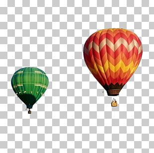 Flight Hot Air Balloon Aerostat PNG