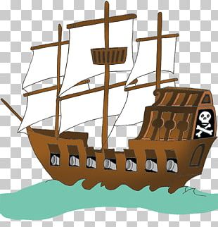 Piracy Free Content Pirate Ship PNG