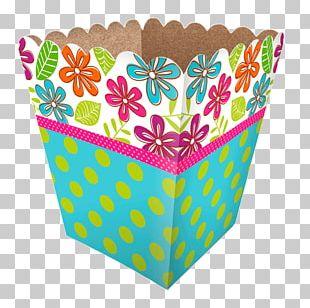 Flowerpot Cup Baking PNG