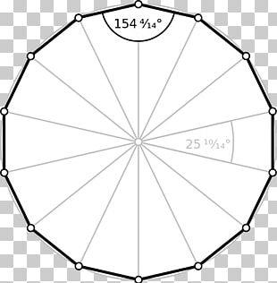Regular Polygon Shape Icosagon Internal Angle PNG
