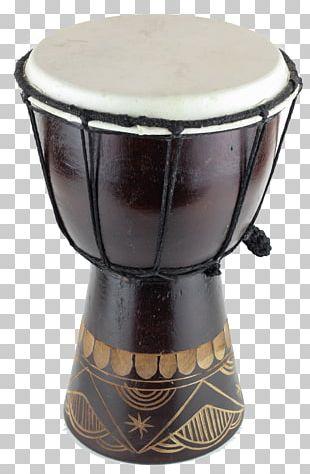 Africa Tom-tom Drum Djembe PNG