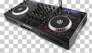 Disc Jockey Audio Mixers DJ Controller MIDI PNG