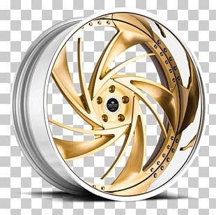Custom Wheel Car Rim Polishing PNG