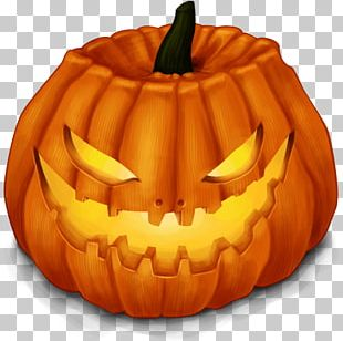 Halloween Pumpkin Jack-o'-lantern Icon PNG