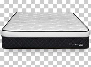 Mattress Box-spring Bed Frame Bedding PNG