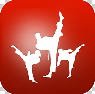 Taekwondo Logo Karate Chinese Martial Arts PNG