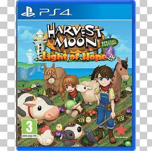Harvest Moon: Light Of Hope Harvest Moon: A Wonderful Life Nintendo Switch PlayStation 4 Natsume PNG