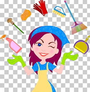 Cleaner Maid Service Cleaning Housekeeping PNG