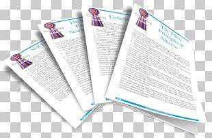 Brand Brochure PNG