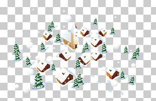Snow Winter Illustration PNG