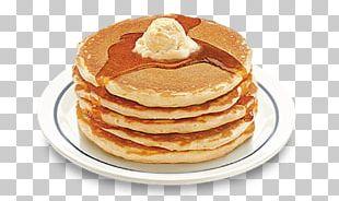 Banana Pancakes Scrambled Eggs Breakfast IHOP PNG