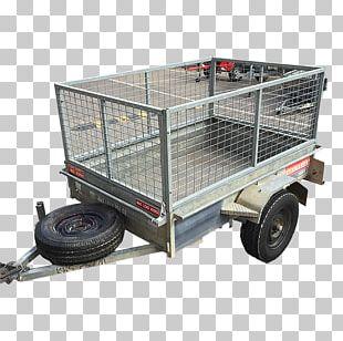 Trailer Caravan Towing Vehicle PNG