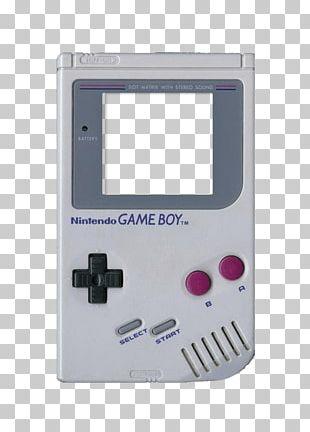 Vintage Gameboy PNG