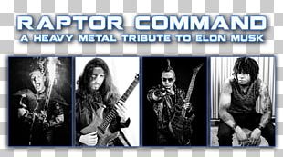 Musical Ensemble Heavy Metal Tribute Act Raptor Command PNG