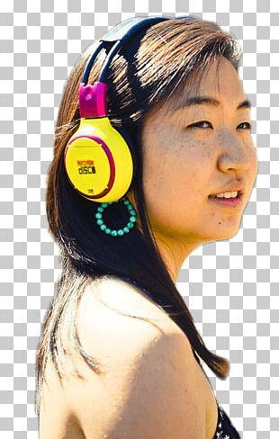 Headpiece Hair Tie Headphones Hearing PNG