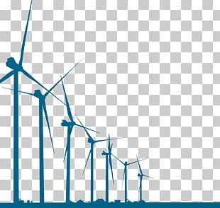 Wind Farm Wind Power Wind Turbine Electricity Generation PNG