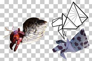 Cute Origami Hermit Crab for Kids Tutorial | 205x310