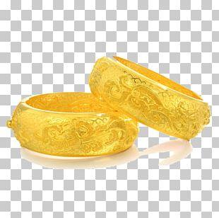 Gold Bracelet Marriage PNG