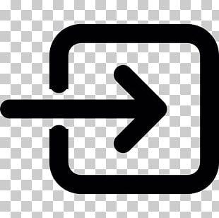 Computer Icons Login Symbol PNG
