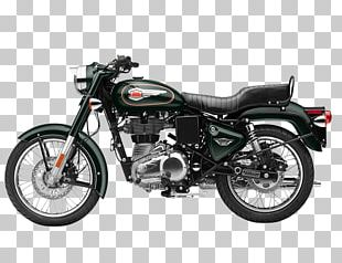 "Enfield Cycle Co. Ltd Motorcycle Royal Enfield Bullet ""Classic"" 500 PNG"
