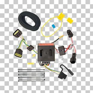 Kia Sportage Car Tow Hitch Wiring Diagram PNG