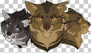 Cat Tigerstar Brambleclaw Warriors Hawkfrost PNG