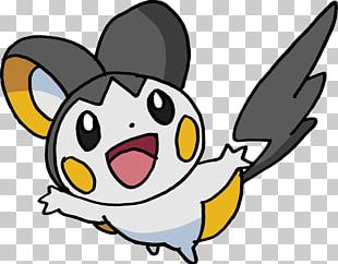 Emolga Pokémon Oshawott PNG
