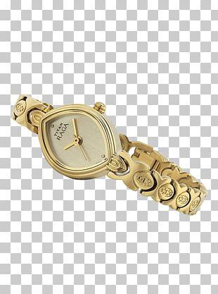 Titan Company Watch Strap Metal PNG